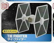 F-Toys Star Wars Collection 1 1/144 Imperial Tie Fighter 03