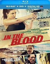 IN THE BLOOD (Blu-Ray 2014 Gina Carano Luis Guzman Danny Trejo) FREE SHIPPING