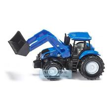 Siku Pretend Play Dicast Vehicles - New Holland with frontloader