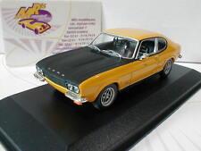 "Minichamps 940085800 # Ford Capri I RS Baujahr 1969 in "" gelb-schwarz "" 1:43 NEU"