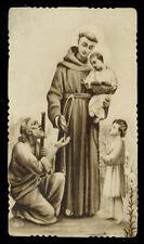 santino seppia  ediz. EB n.307 S.ANTONIO DA PADOVA