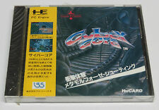 Cyber Core Para Pc Engine Gt Lt duo-rx por Igs * nuevo Sellado *