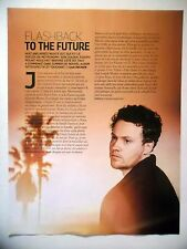 COUPURE DE PRESSE-CLIPPING : METRONOMY Flashback to the Future  06/2016 J.Mount