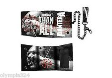 "PANTERA CHAIN WALLET ""Stronger Than All"" Authentic Licensed NEW"
