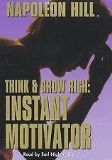 Think and Grow Rich: Instant Motivator, Motivational, Personal Finance, Success,
