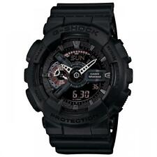 Casio G-Shock BRAND NEW GA110MB-1A Mens Black Out Military XL Ana-Digital Watch