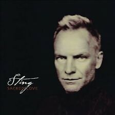 Sting Sacred Love CD 2003