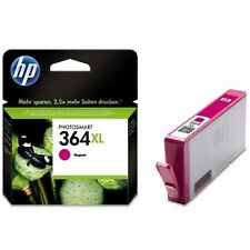 Genuine HP 364XL Magenta Ink Cartridges for PhotoSmart 5510 5520 6520 7520 B110a