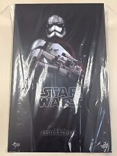 Hot Toys MMS 328 Star Wars First Order Force Awakens Captain Phasma Figure NEW
