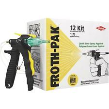 DOW Froth PAK 12 Spray Foam Kit DIY 12 Board Feet 308900