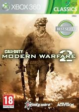 Call Of Duty Modern Warfare 2 Classics Xbox 360 * NEW SEALED PAL *