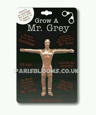 Grow Your Own Mr Grey - 50 Fifty Shades - NOVELTY GIFTS For Women - NEW