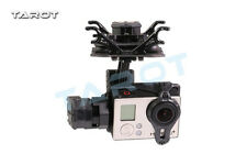 Tarot T4-3D Gimbal For Gopro Hero4/3+/3 Double Shock Absorber Gimbal F17394