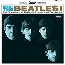 NEW Meet The Beatles! [slipcase] by The Beatles CD (CD) Free P&H