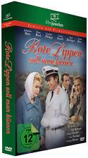 Rote Lippen soll man küssen - mit Johanna Matz, Trude Herr... - Filmjuwelen DVD