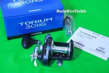 New Shimano Torium 30HG TOR-30HGA Fishing Reel FREE 1-3 DAYS DELIVERY