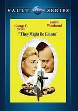 They Might Be Giants (DVD MOVIE)  BRAND NEW