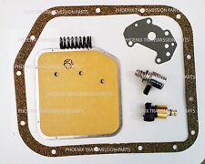 A500 44RE Transmission Felt Filter 3 Piece Solenoid Set & Spring 1996-1997