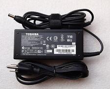 Original OEM Toshiba 90W Laptop Charger Satellite C850,C870D,L875,P840,P845,C855