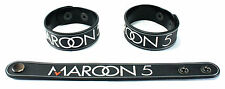 MAROON 5 NEW! Rubber Bracelet Wristband Free Shipping One More Night aa13