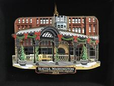 NATIONS TREASURES Seattle 2016 Pioneer Square Pergola X Courthouse Bartell Drugs