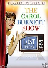The Carol Burnett Show Lost Episodes Ultimate DVD Collection NEW 6-DISC DVD SET