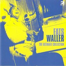 "FATS WALLER ""The Ultimate Collection"" CASTLE PULSE PDS CD 550 [2 CD]"