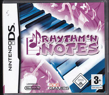 RHYTHM'N NOTES - GIOCO PER NINTENDO DS