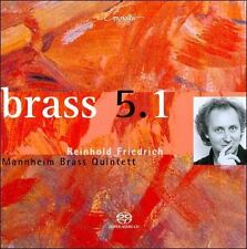 Brass 5.1: Suite  Antiche Danze, New Music