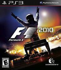 Formula One 2010 PS3 - F1