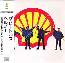 BEATLES THE ALTERNATE HELP! CD MINI LP OBI