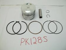 HONDA PISTON KIT XR 200 / XL 200 / XR 200R .25 MM OVER SIZE 65.75 MM NEW