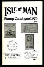 Isle of Man ( Isola di Man ) - Catalogo del 1975 - 48 pagine