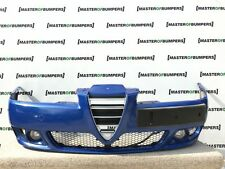 ALFA ROMEO 156 2003-2006 FRONT BUMPER IN BLUE FULLY COMPLETE