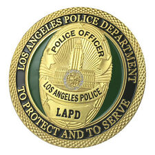 Los Angeles Police Department / LAPD G-P Challenge coin 1113#