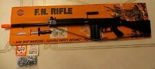 1964 VINTAGE GI JOE  ACTION MAN PALITOY :  AIRFIX CHILD SIZE TOY RIFLE FAL