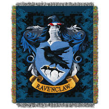 Harry Potter RAVENCLAW TAPESTRY THROW - Blanket Wall Hanging Gift Collectors