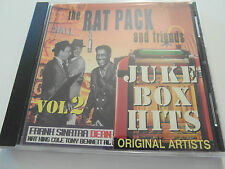 The Rat Pack & Friends - Juke Box Hits / Volume 2 (CD Album) Used Very Good