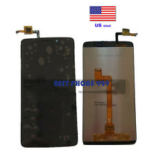 US LCD Touch Screen Digitizer Assembly For Alcatel One Touch Idol 3 OT6045 6045