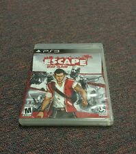 ESCAPE DEAD ISLAND (Sony PlayStation 3)
