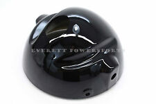 New Black Headlight Bucket Honda CB450 CB500 CB550 CB750 Reproduction Case #V87