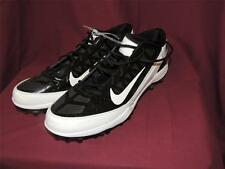 Nike Zoom Superbad mid football cleats black white mens size 16 NEW! 442269 011