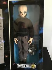 "Star Wars Vintage 1997 Kenner 12"" Nalan Cantina Band Figure (mint In Box)"