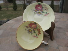 #29A Cup Saucer Paragon BY Appointment HM the  Queen & HM Queen Mary