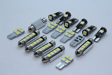IT 18x LED SMD Luce Bianco Interno Posteriore illuminazione BMW E61 wagon + M5