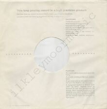 """Vintage INNER SLEEVE or SLEEVES 12"""" This long playing record is a high v3b x 1"""