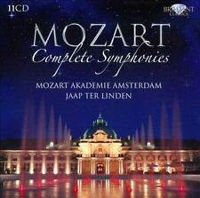 Mozart: Complete Symphonies, Mozart Akademie Amsterdam, New Import