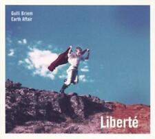Gulli Briem Earth Affair - Liberte (OVP)