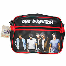 ONE Direction-Deluxe Shoulder Bag / W 2 Compartimenti