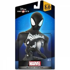 Black Suit Spider-Man Disney Infinity 3.0 (Marvel) Character Figure Brand New